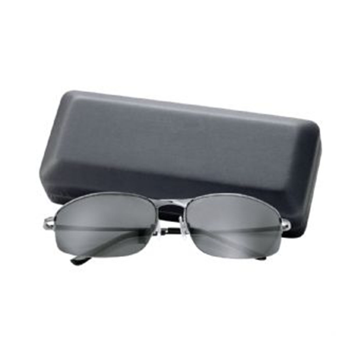 Edge Sunglasses-Black Case.