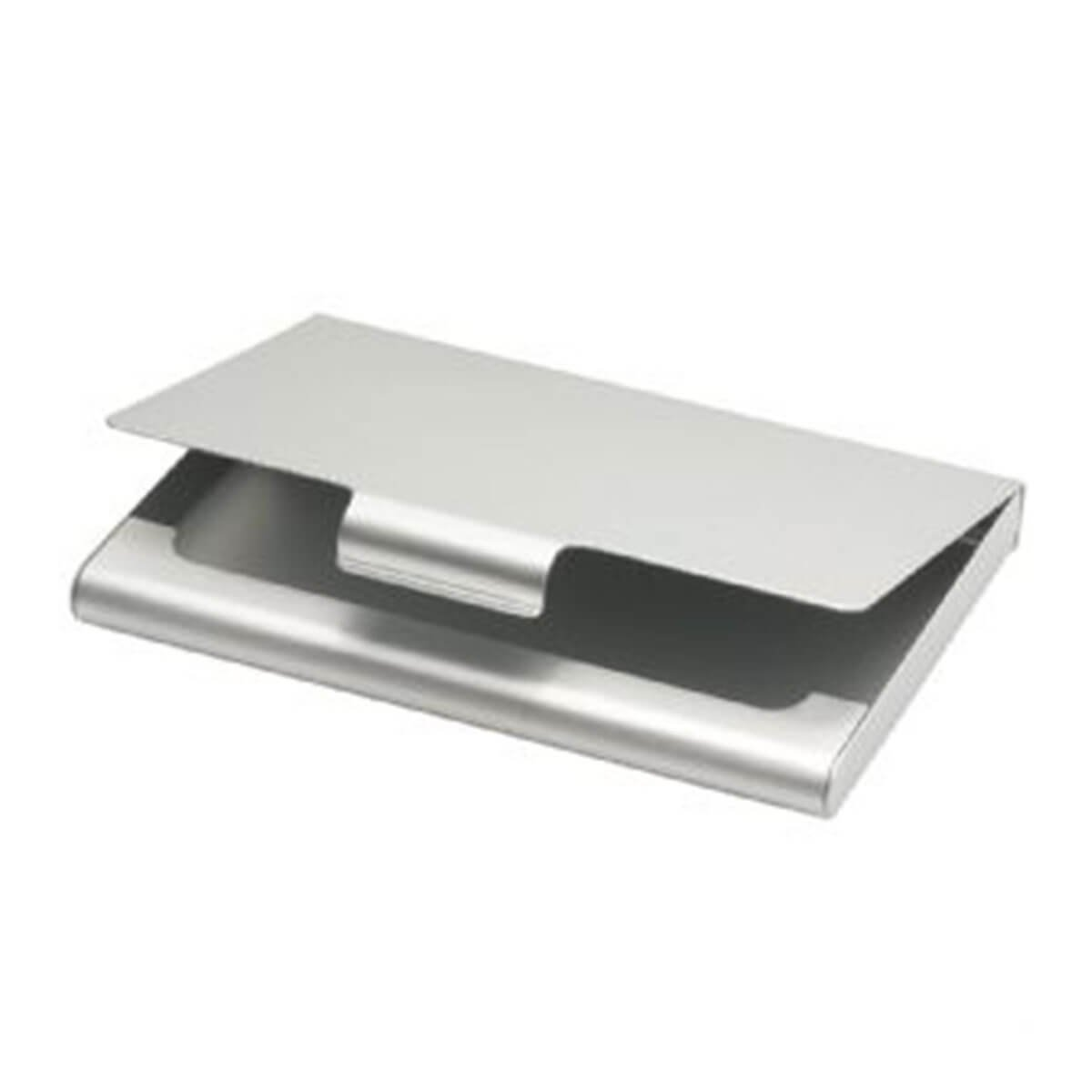 Pocket Business Card Holder-Silver