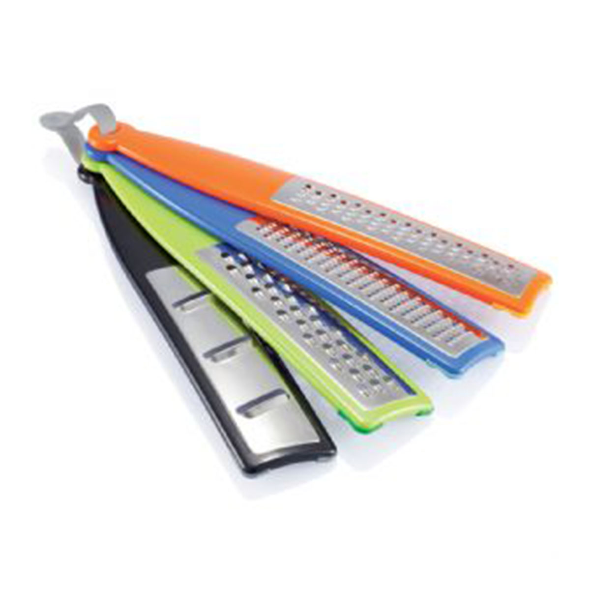 Grating Set-Orange with Silver, Blue with Silver,Green with Silver,Black with Silver.