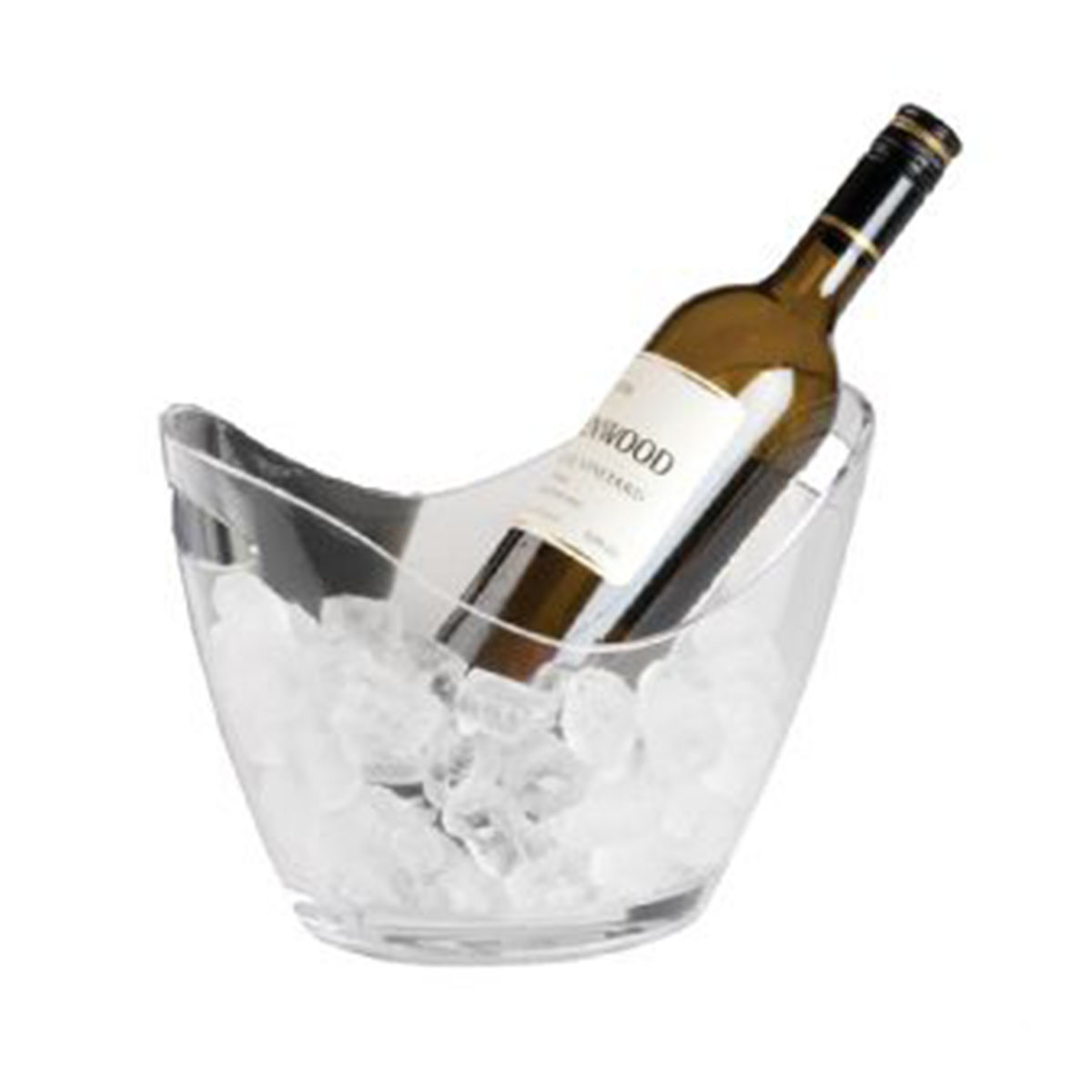 Ice Bucket-Clear.
