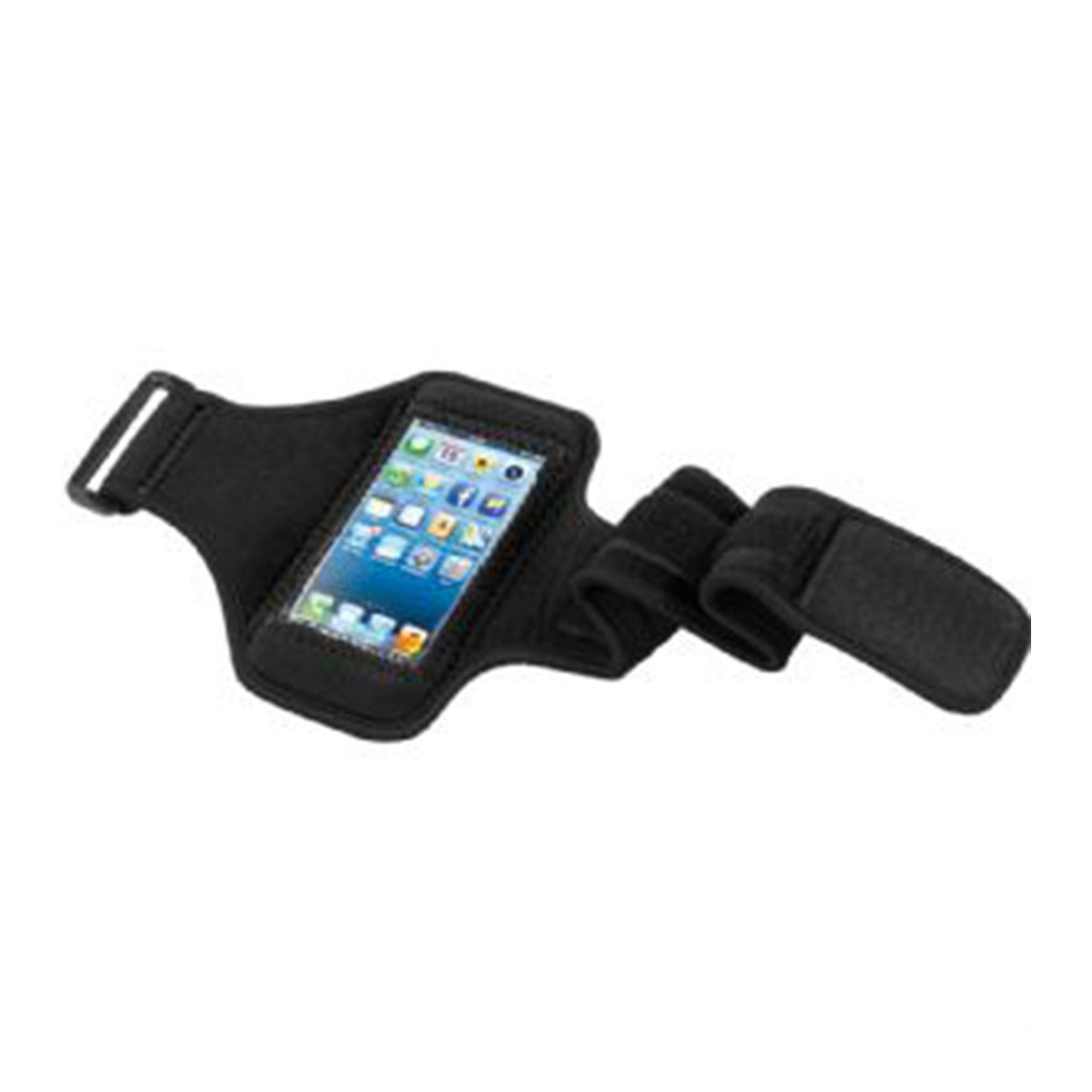 Phone Holder Arm Band-Black