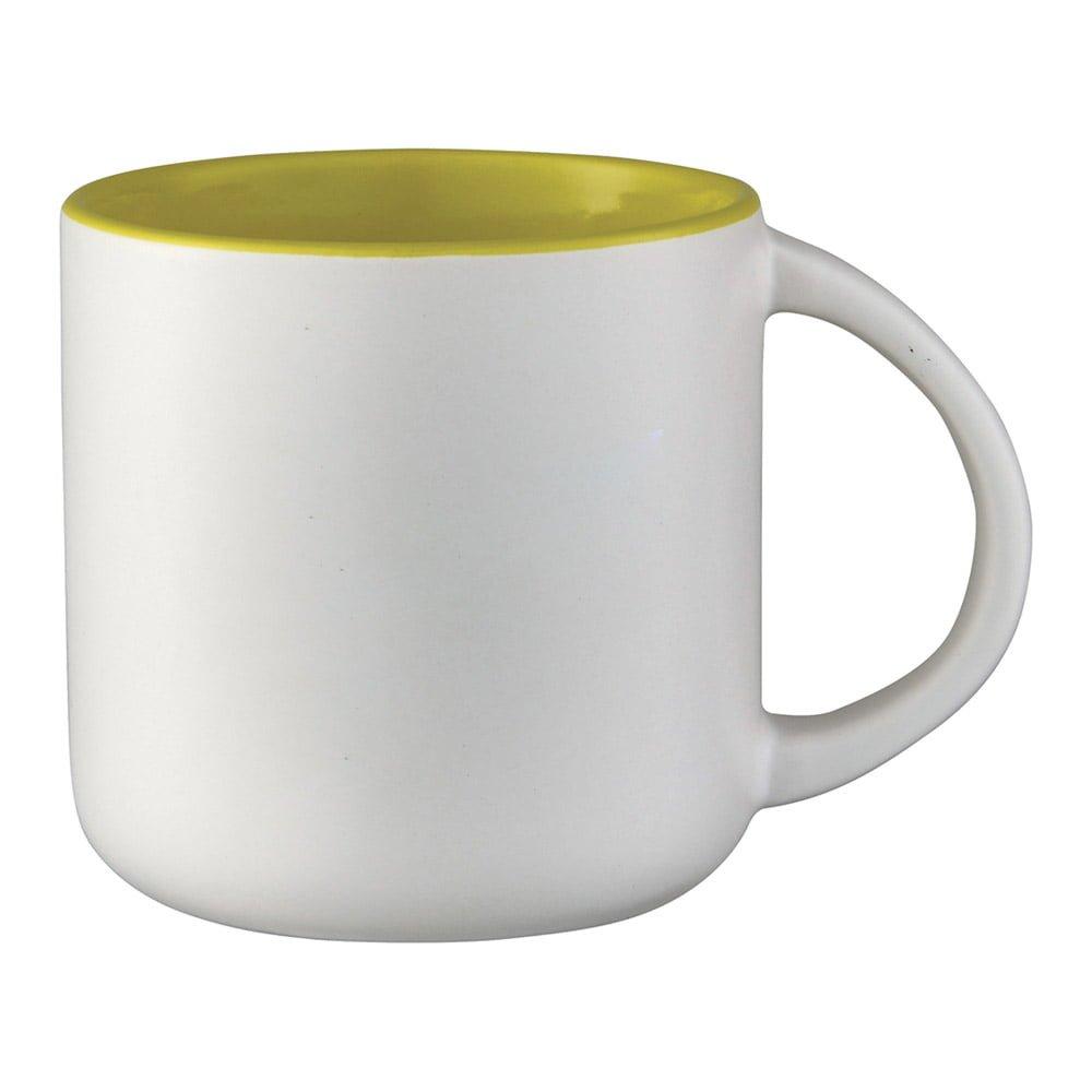 Tango Ceramic Mug-Lime Green