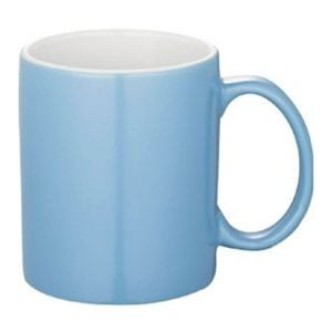 Ceramic Mug - Pale Blue