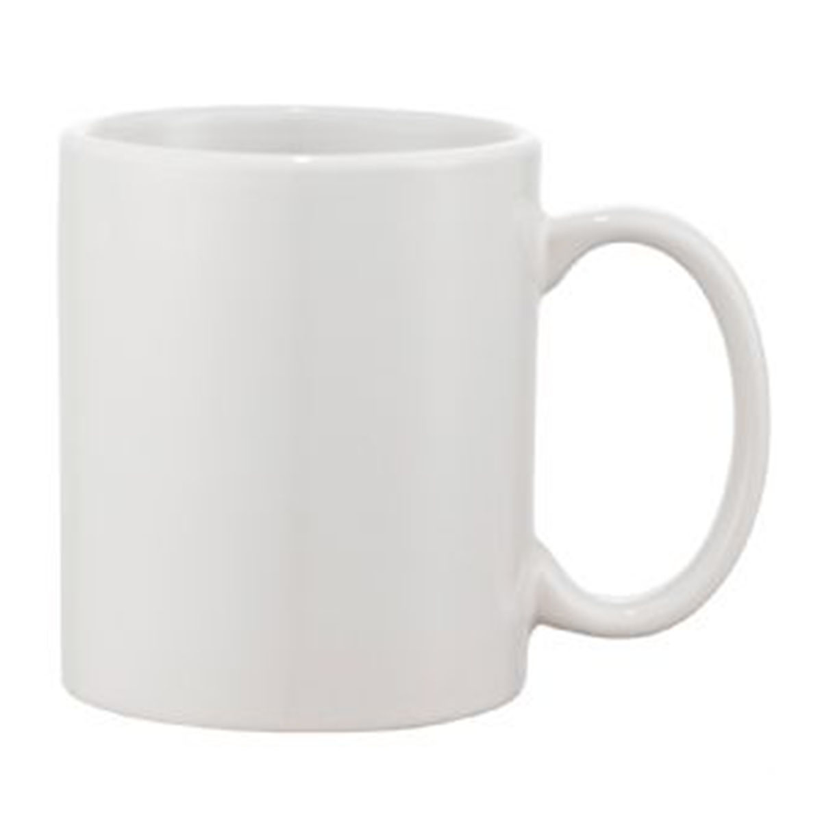 Bounty Ceramic Mug-White.