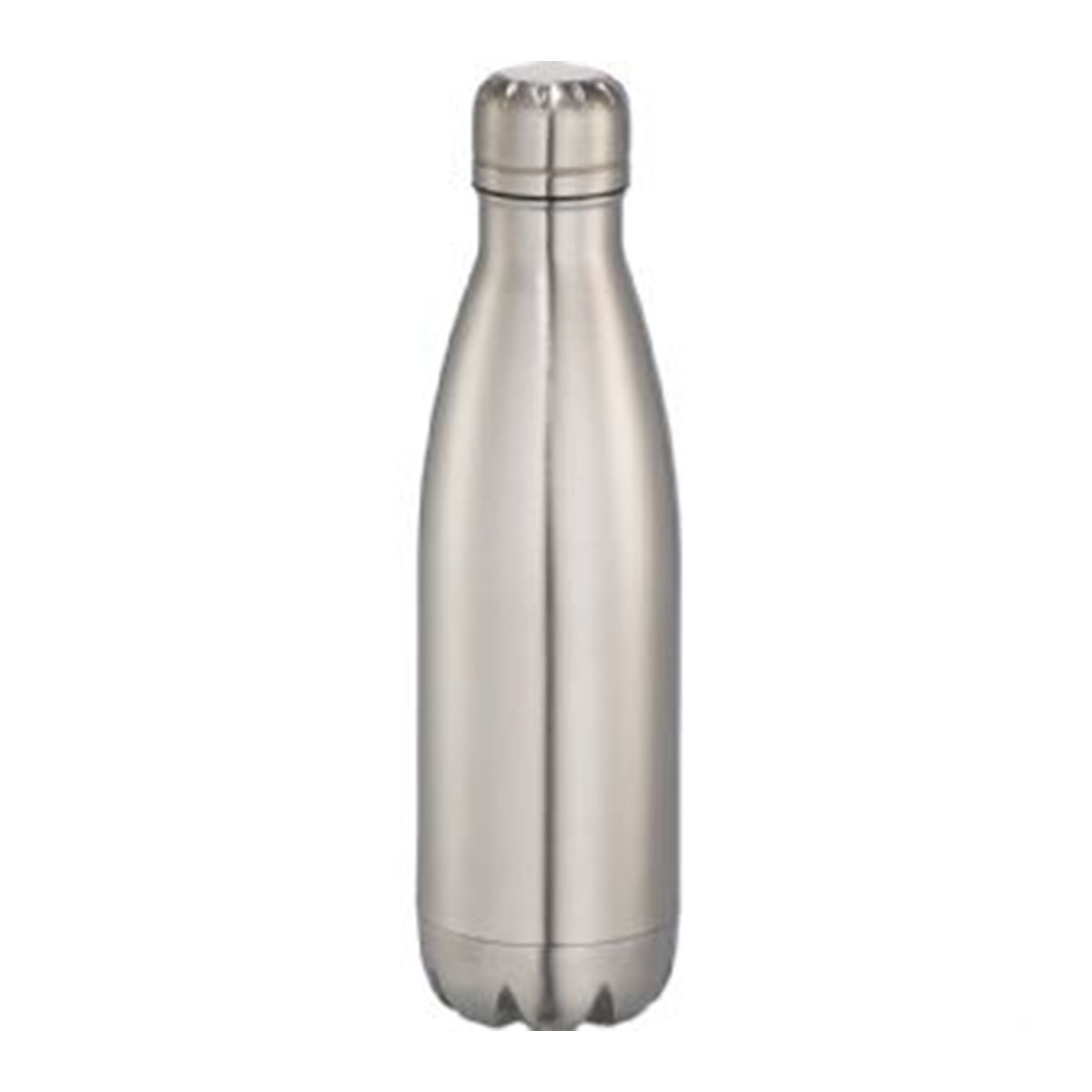 Copper Vacuum Insulated Bottle-Silver