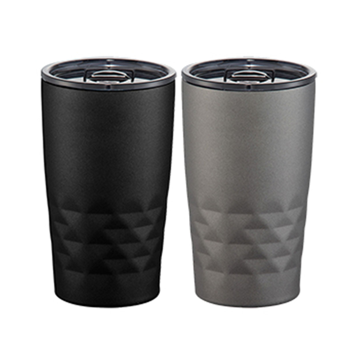 Duke Copper Vacuum Insulated Tumbler-Black