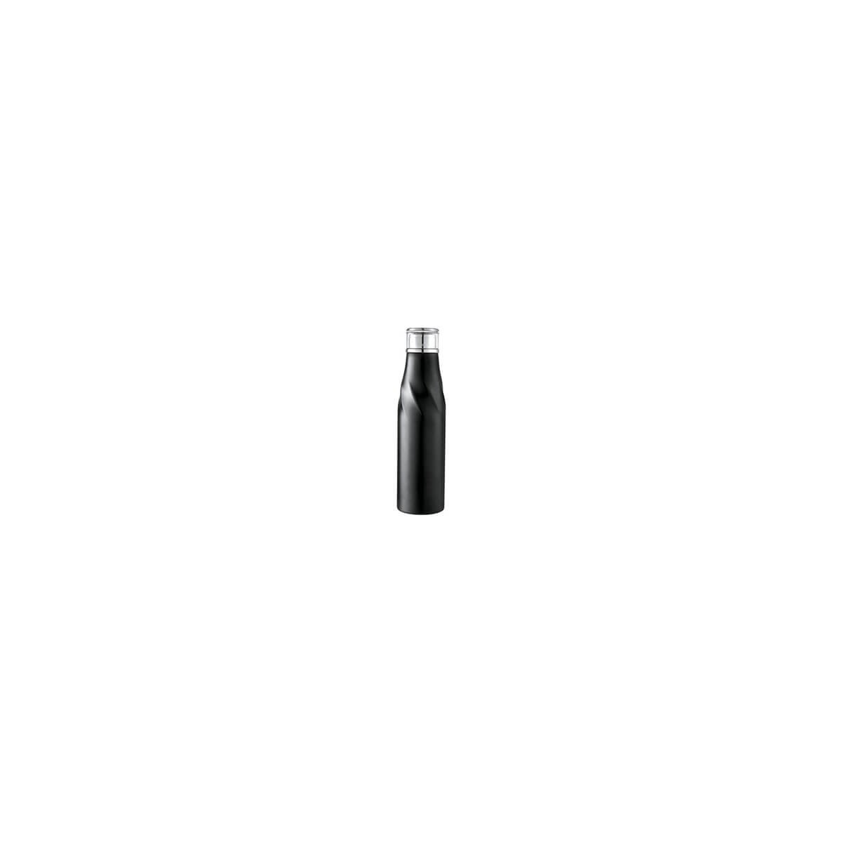 Hugo Auto-Seal Copper Vacuum Insulated Bottle-Black