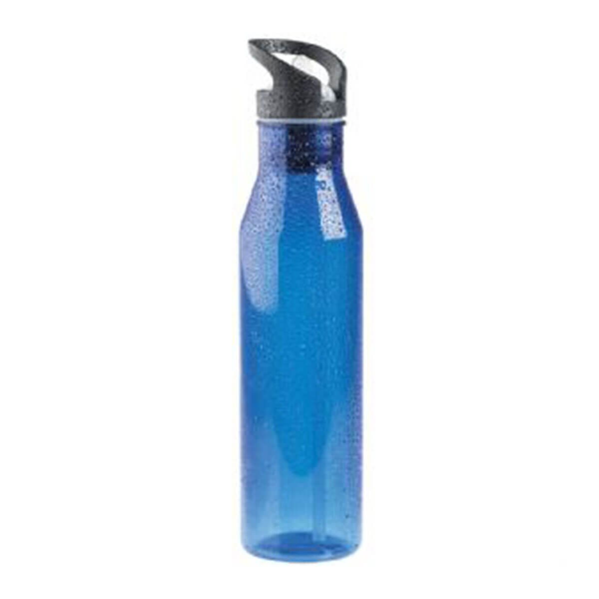 Sports Bottle-Translucent Blue