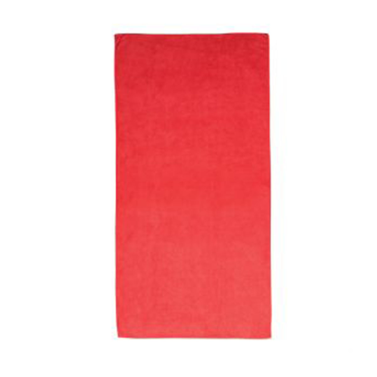 Microfibre Towel-Red