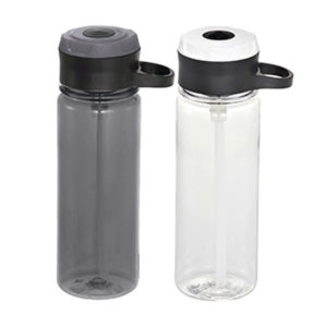 Rocket Tritan Sports Bottle - Black