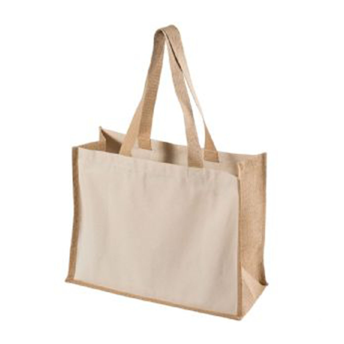Functional Tote Bag-Natural
