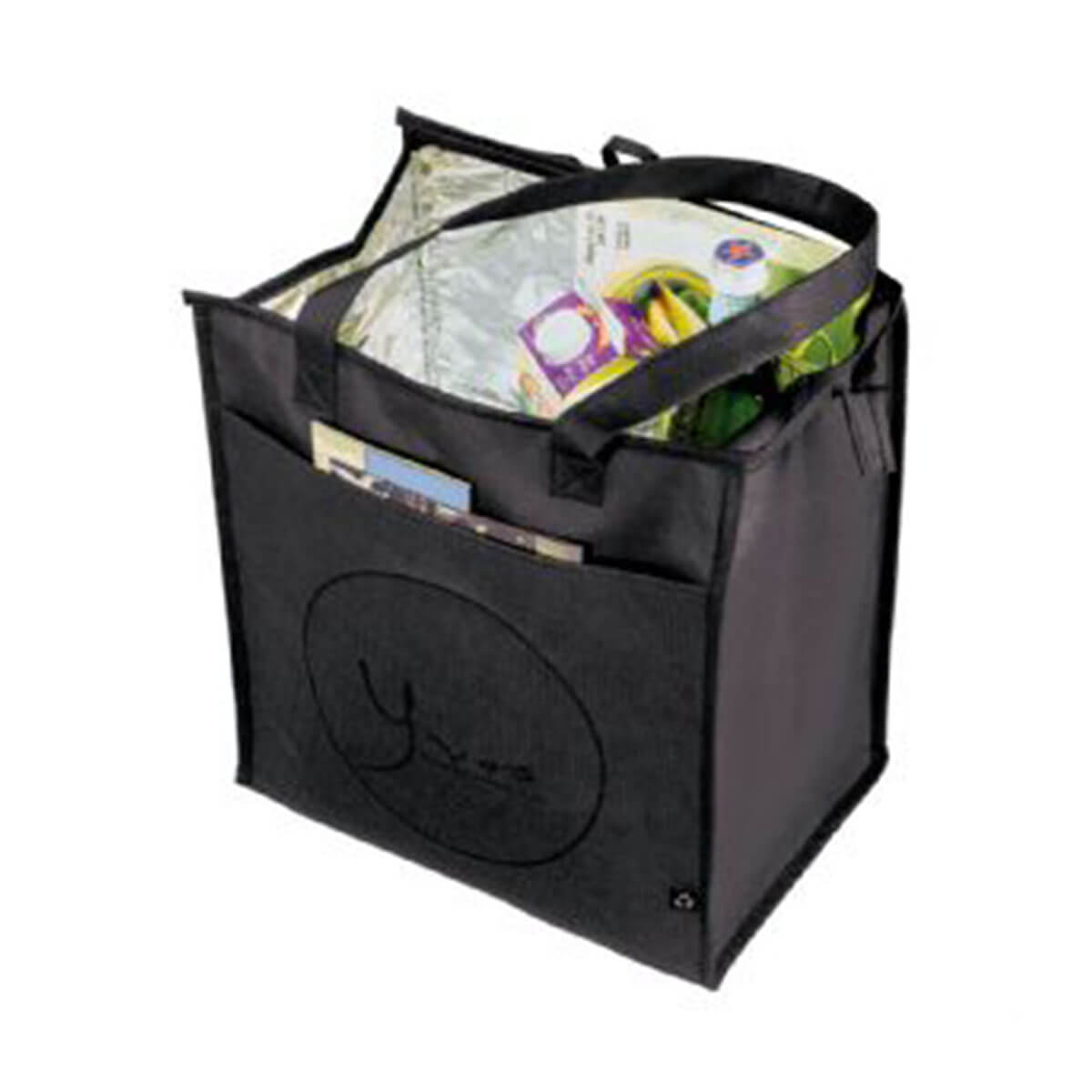 PolyPro Insulated Tote-Black.