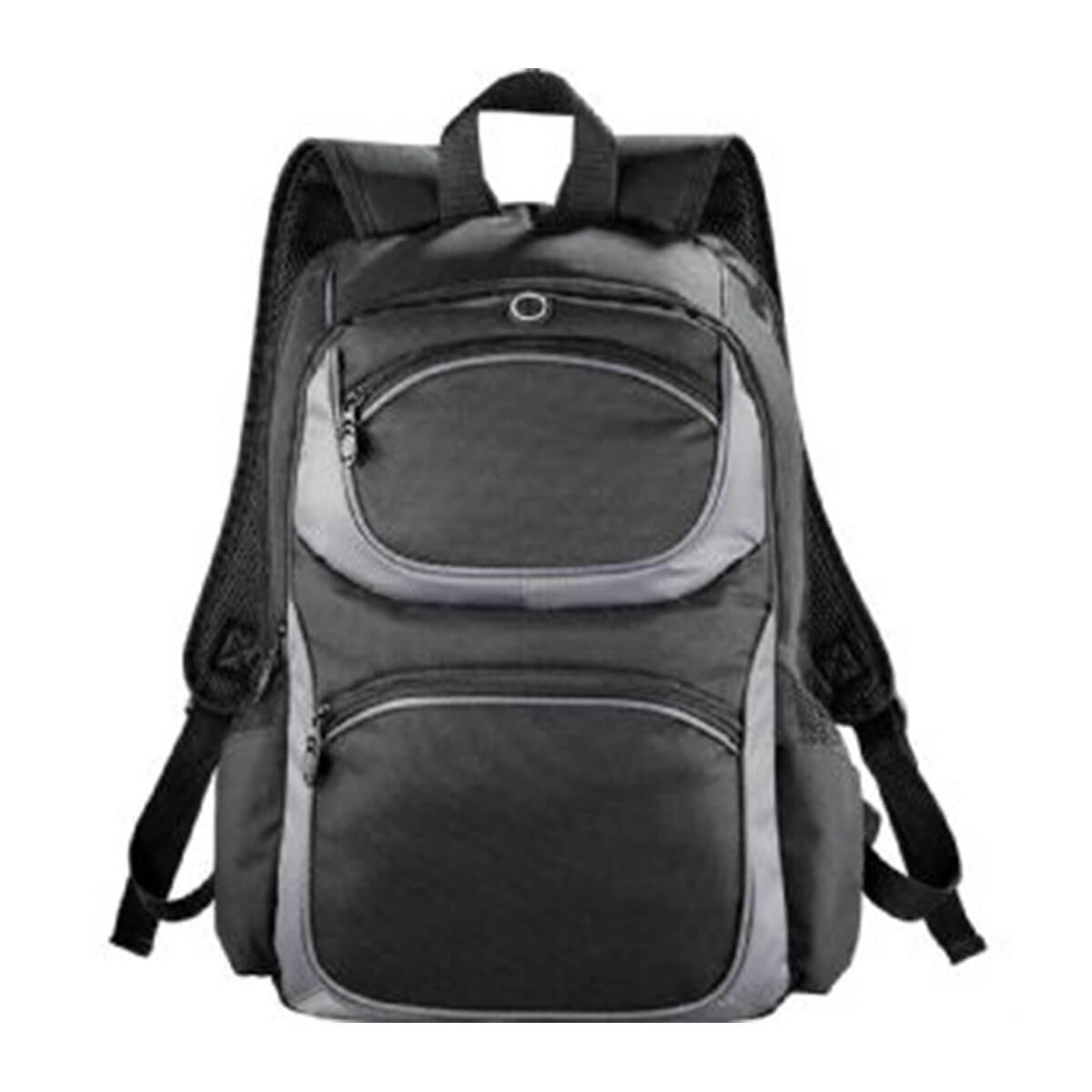 Continental Checkpoint-Friendly Compu-Backpack-Black