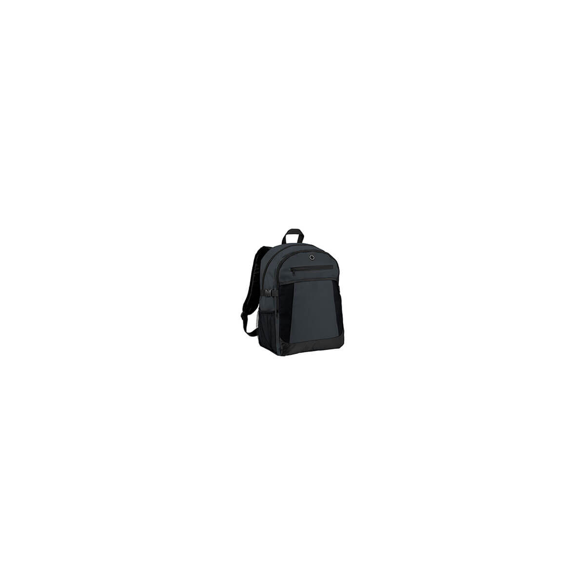 "Expandable 15"""" Computer Backpack-Charcoal"