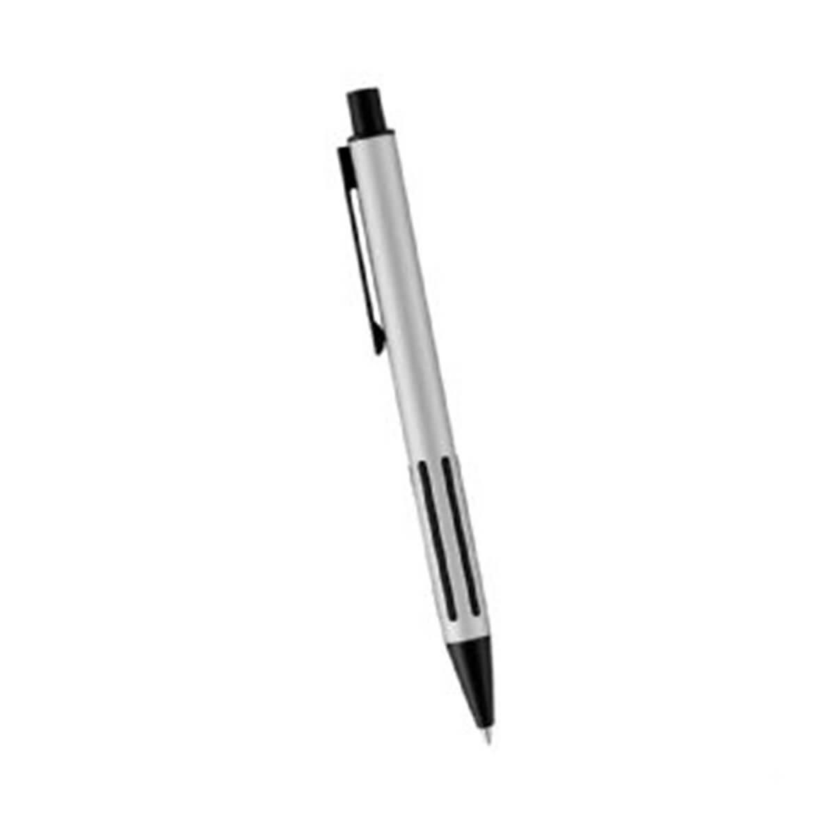 Danley Ballpoint Pen-Silver