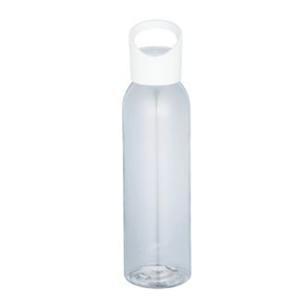 Casanova Tritan Sports Bottle – White-White.