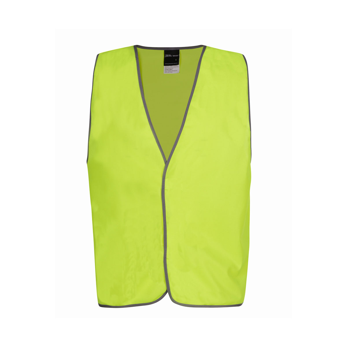 Hi Vis Safety Vest Security-Lime