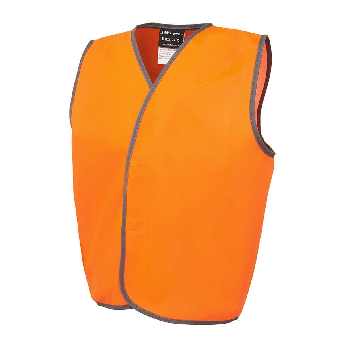 HV KIDS SAFETY VEST-Orange