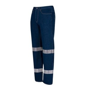 Means Jeans with 3M Tape Blue 77