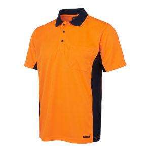 Hi Vis S/S Sport Polo