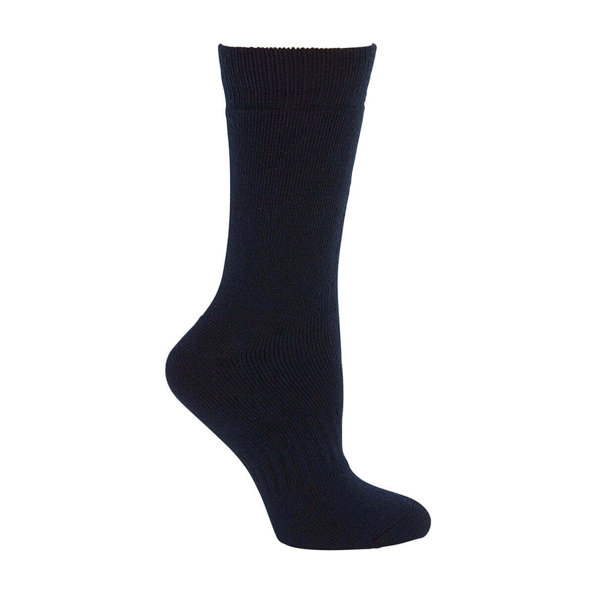 Acrylic Work Sock-Navy