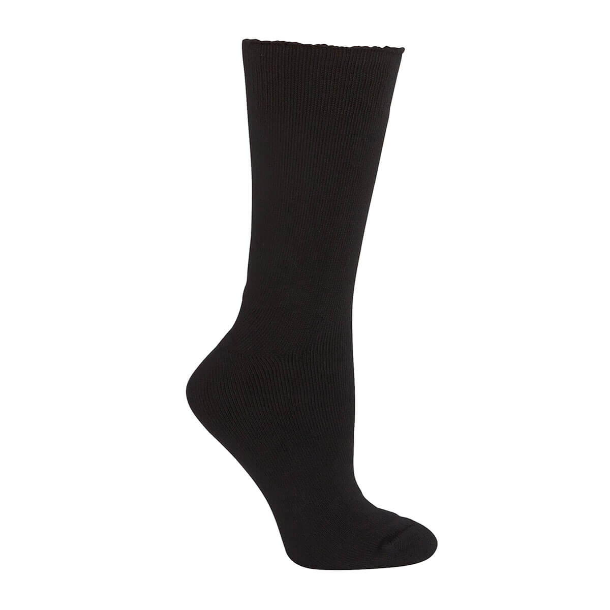 Bamboo Work Sock-Black