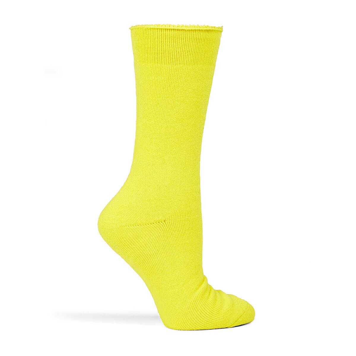 Bamboo Work Sock-Yellow