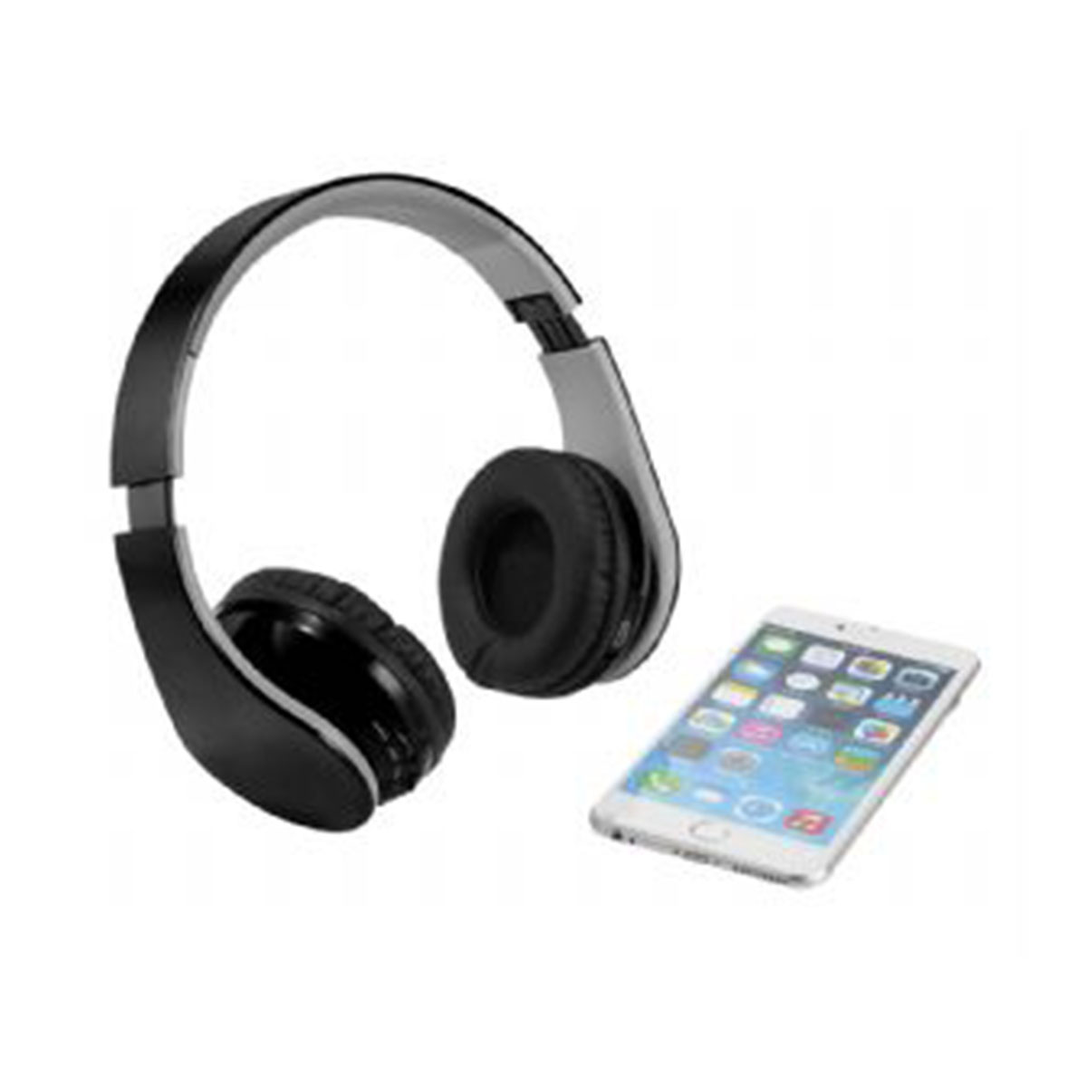 Rhea Bluetooth Headphones-Black