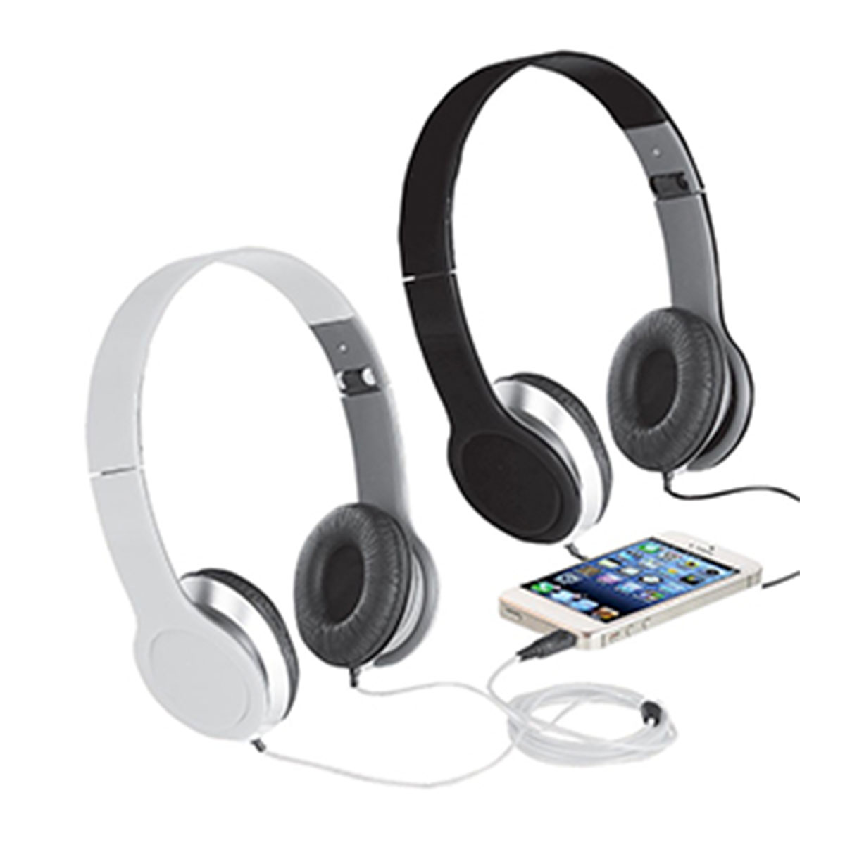 Atlas Headphones-Black