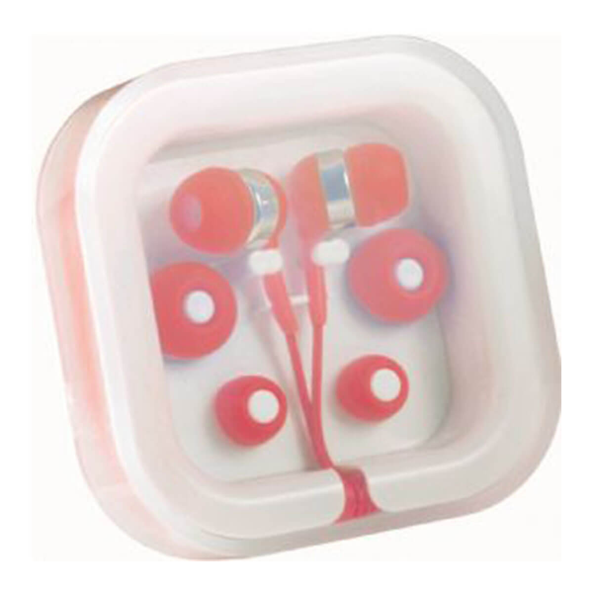 Ear Buds in Case Organiser