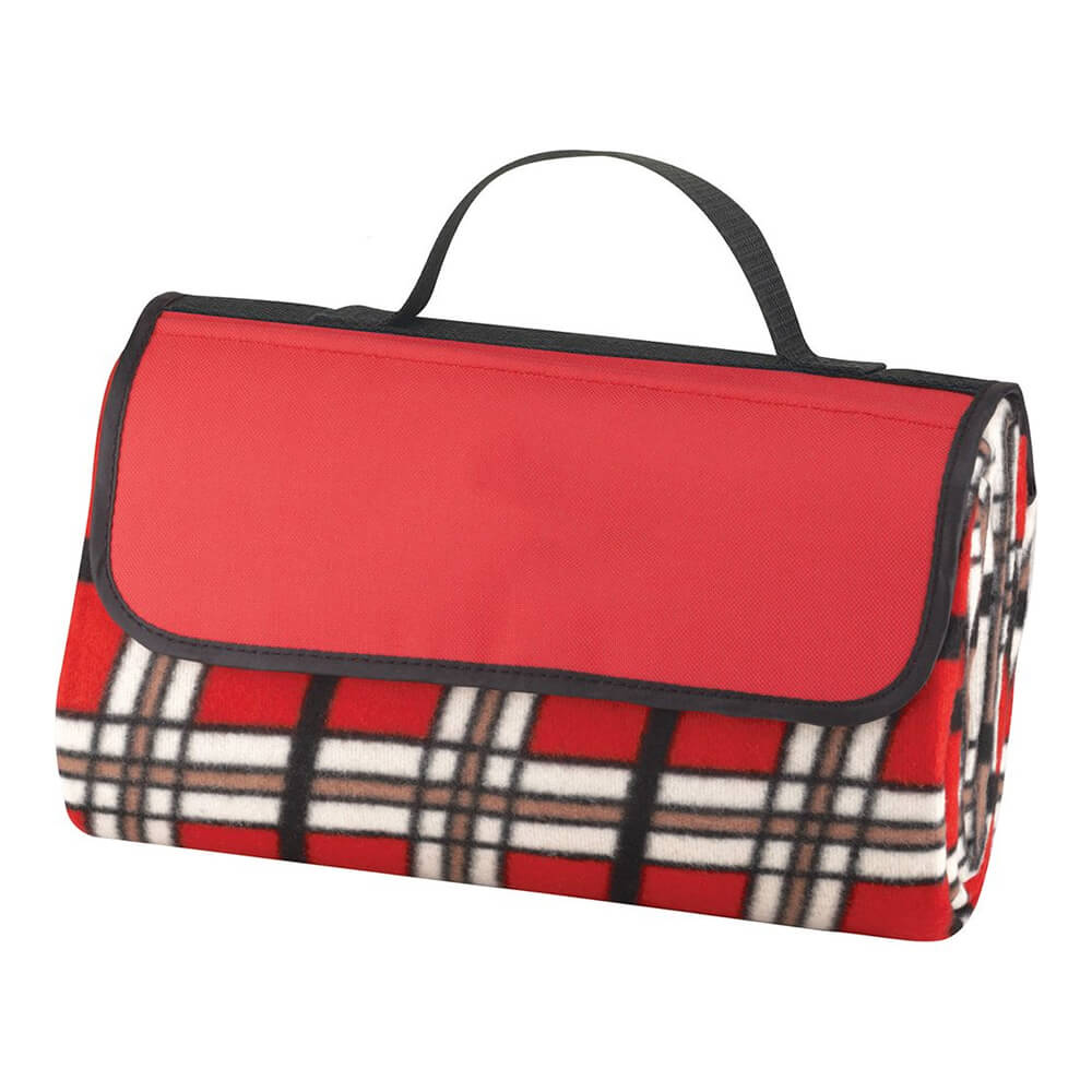 Picnic Rug-Red