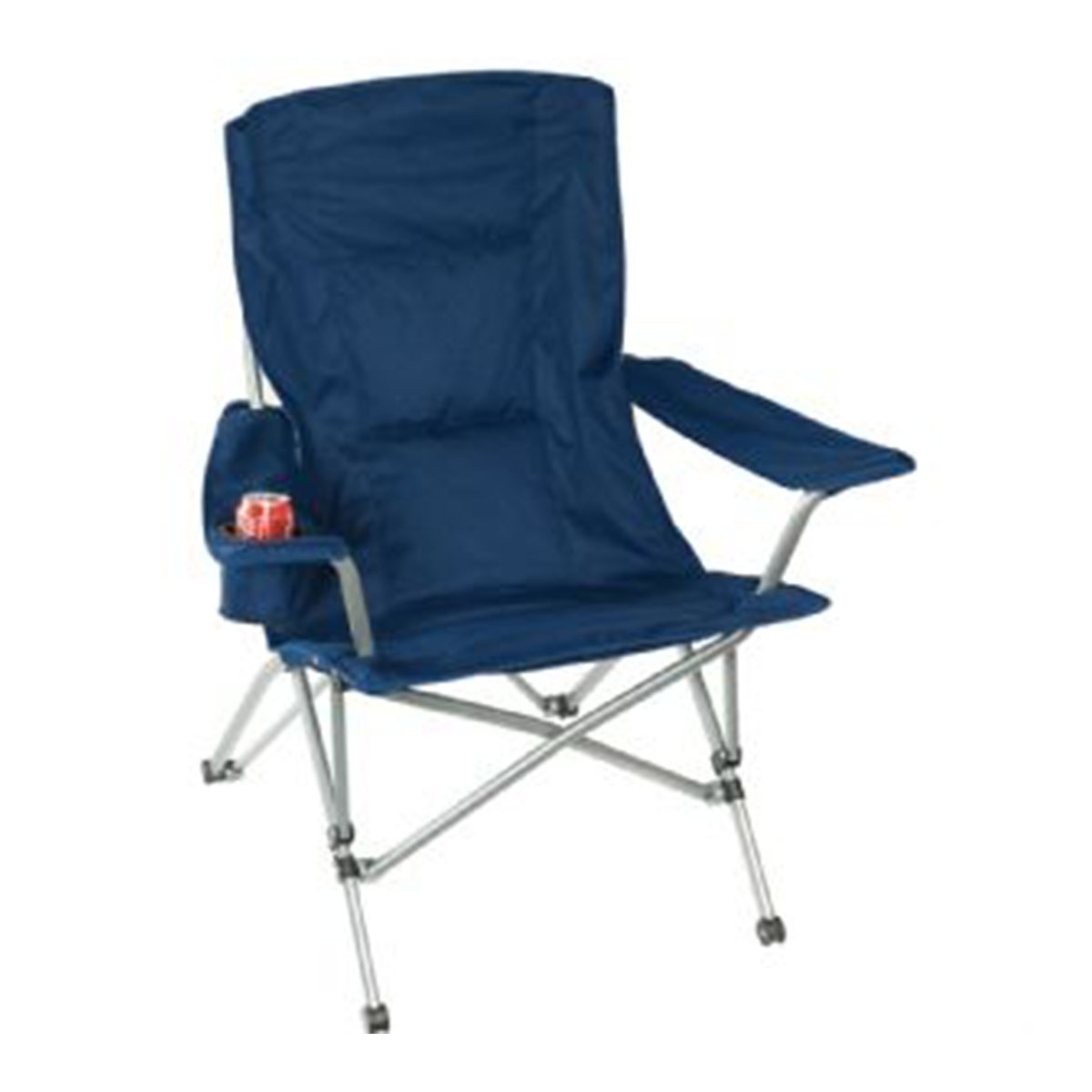 Folding Picnic Chair-Navy.