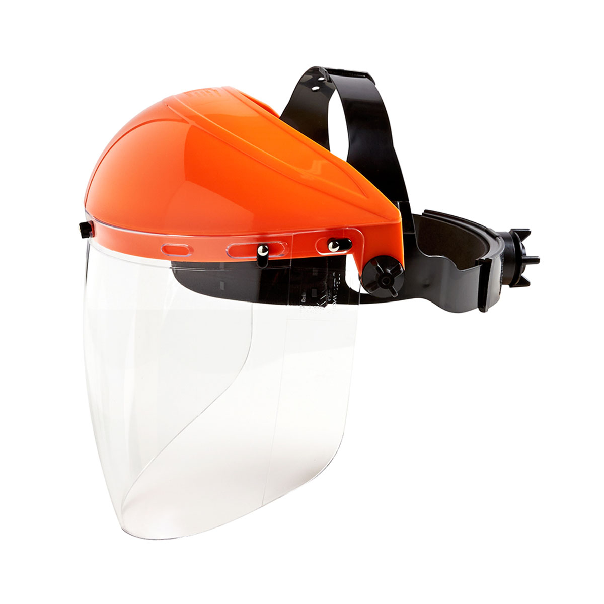 Premium Browguard/Visor Clear Anti Fog-Clear Anti Fog