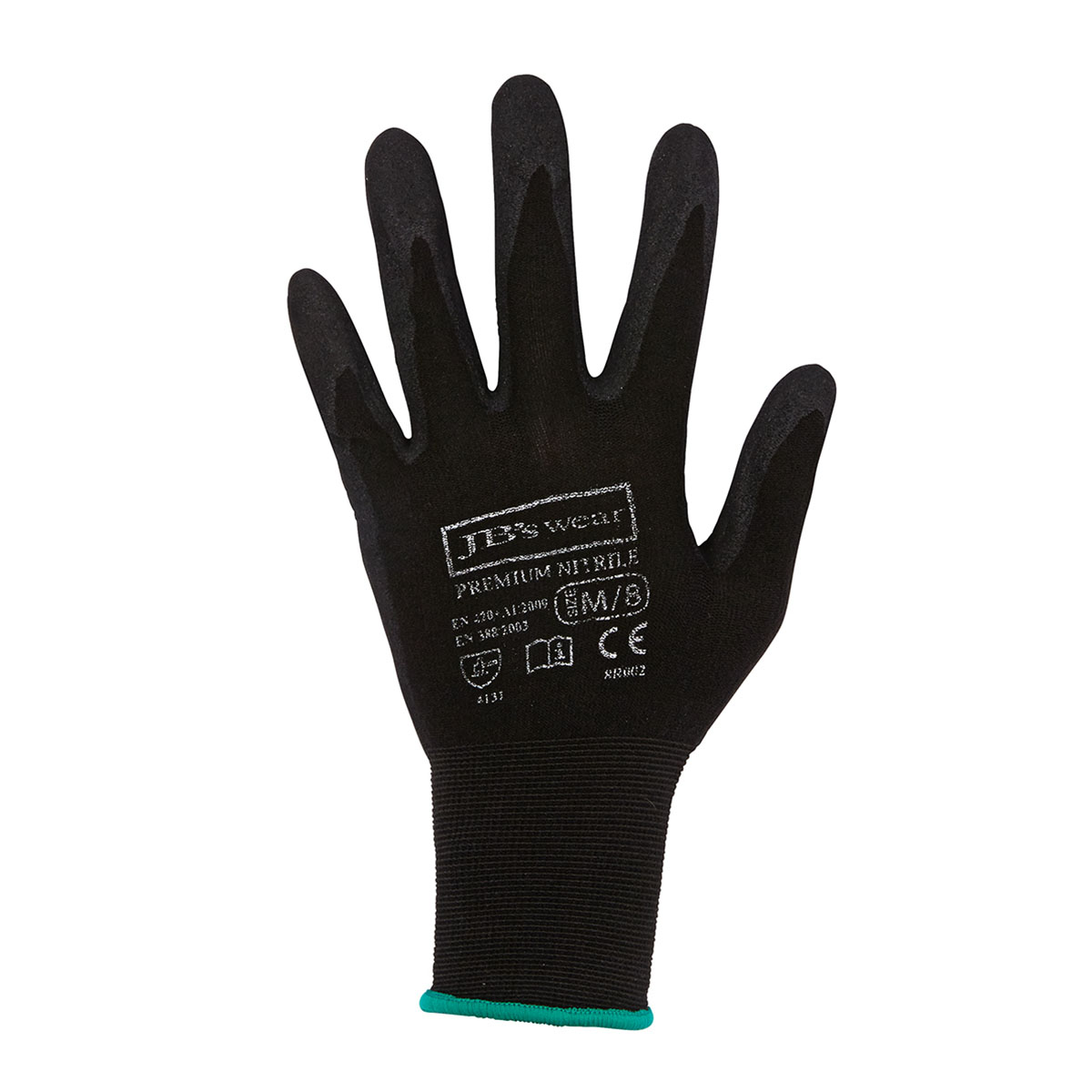 Premium Black Nitrile Glove