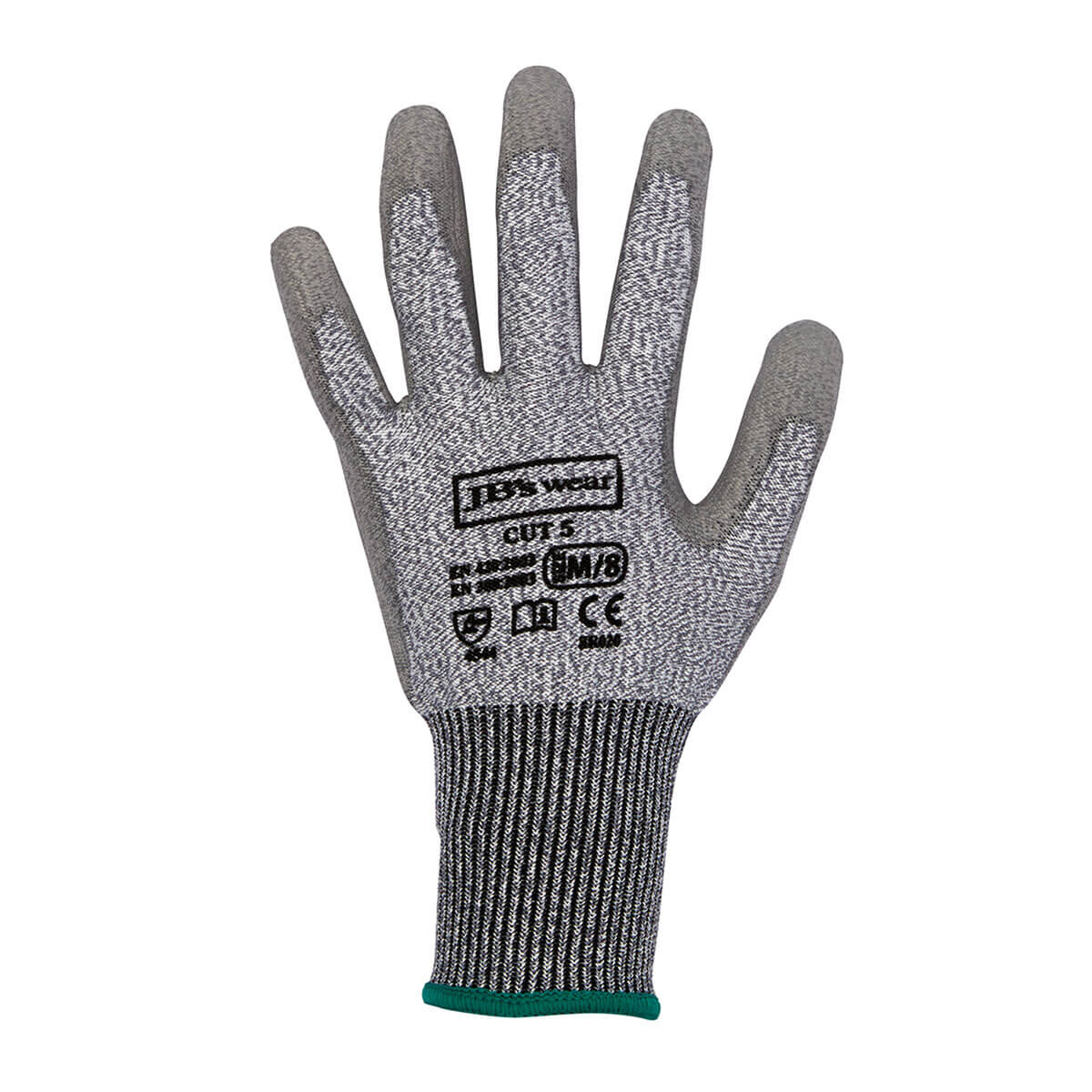 Cut 5 Glove Grey-Grey