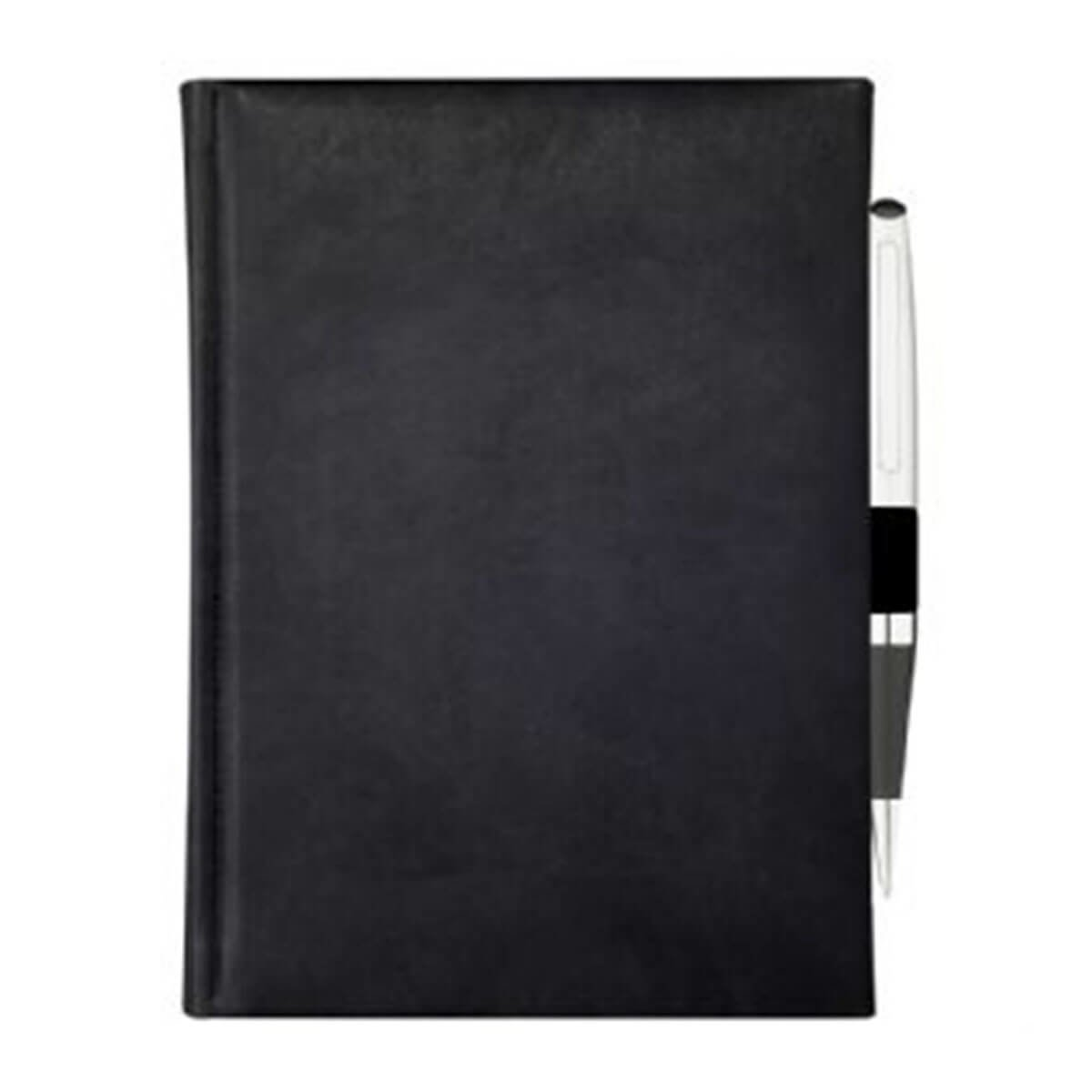 Pedova Large Bound JournalBook-Black.