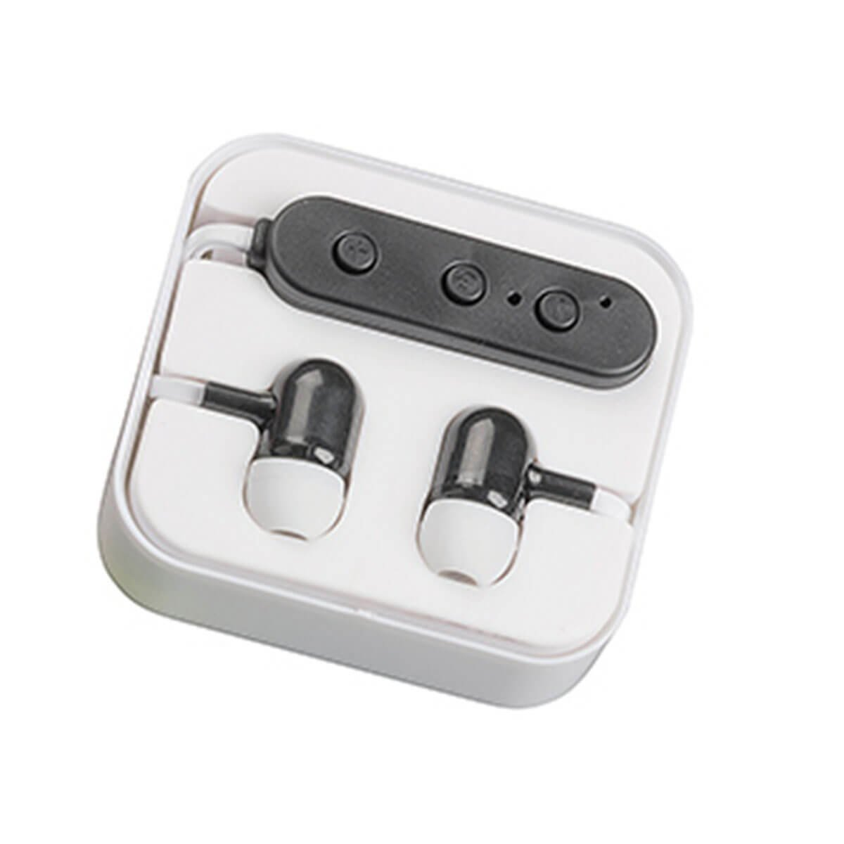 Colourpop Bluetooth Earbuds-White