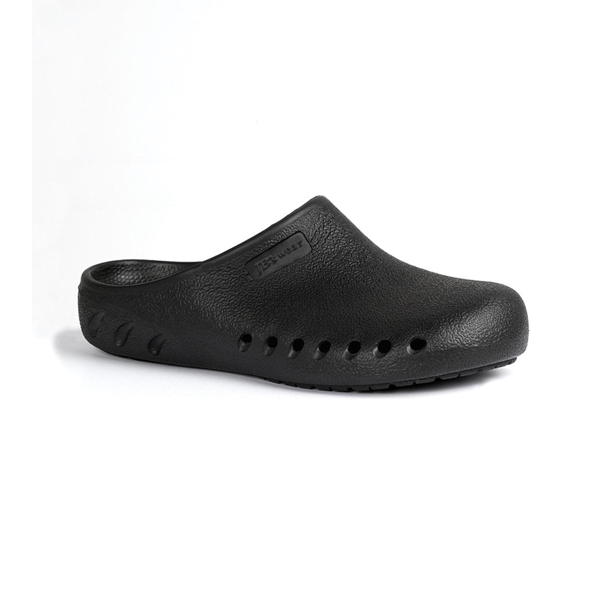 Slip Resistance Clog-Black