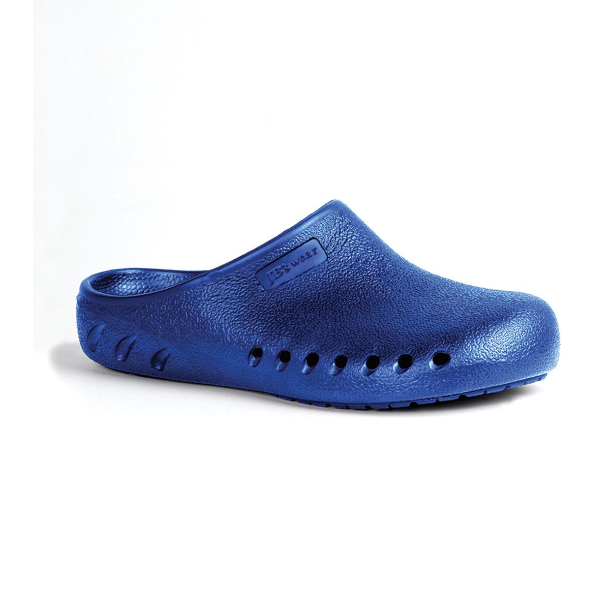 Slip Resistance Clog-Blue