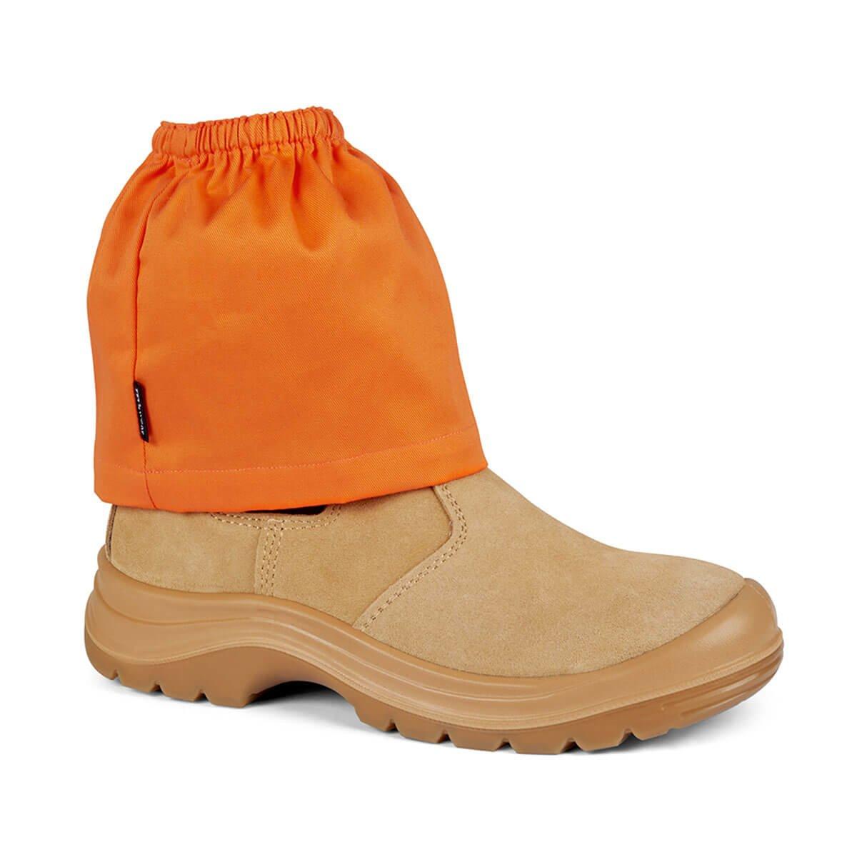 Boot Cover-Orange