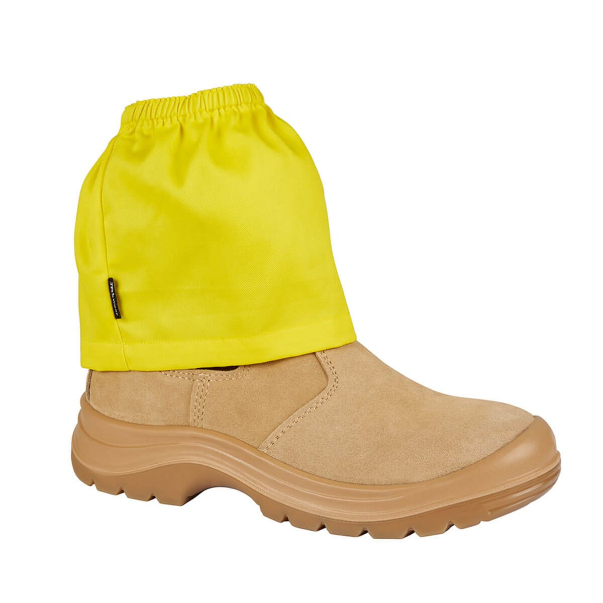 Boot Cover-Yellow