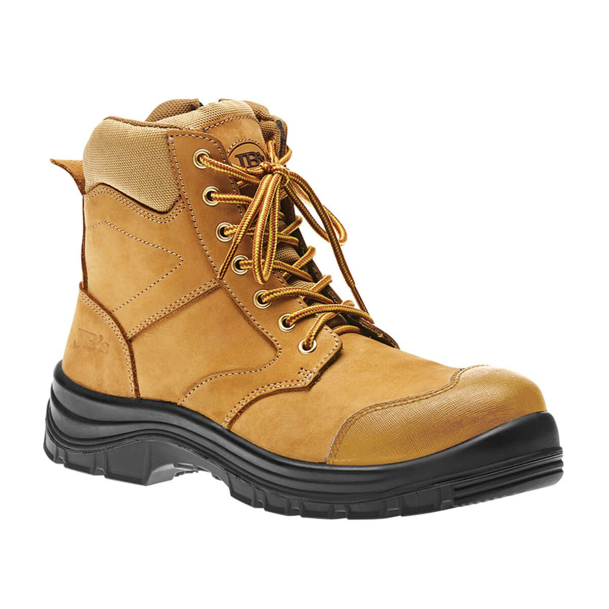 5″ Zip Boot-Yellow