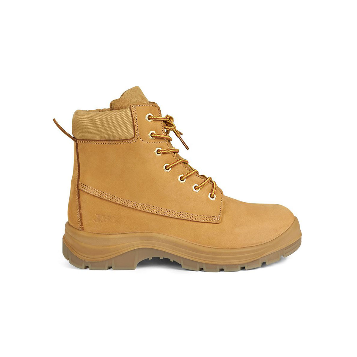 Lace Up Outdoor Boot-Wheat