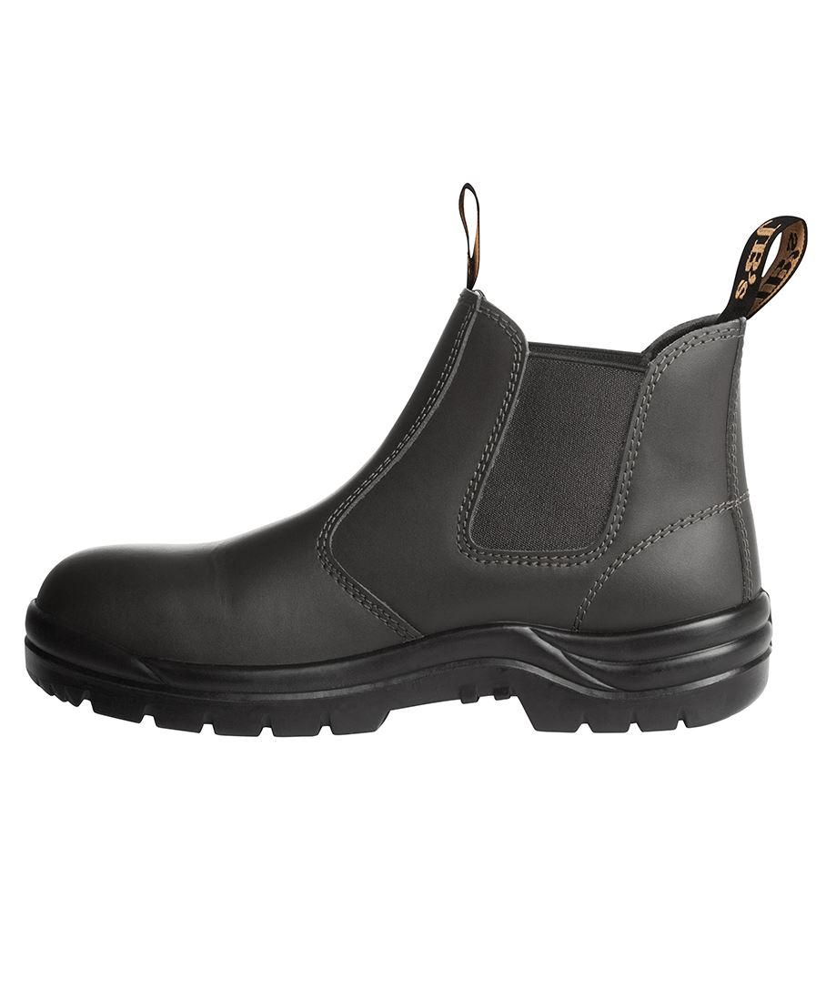TRADITIONAL SOFT TOE BOOT-Black