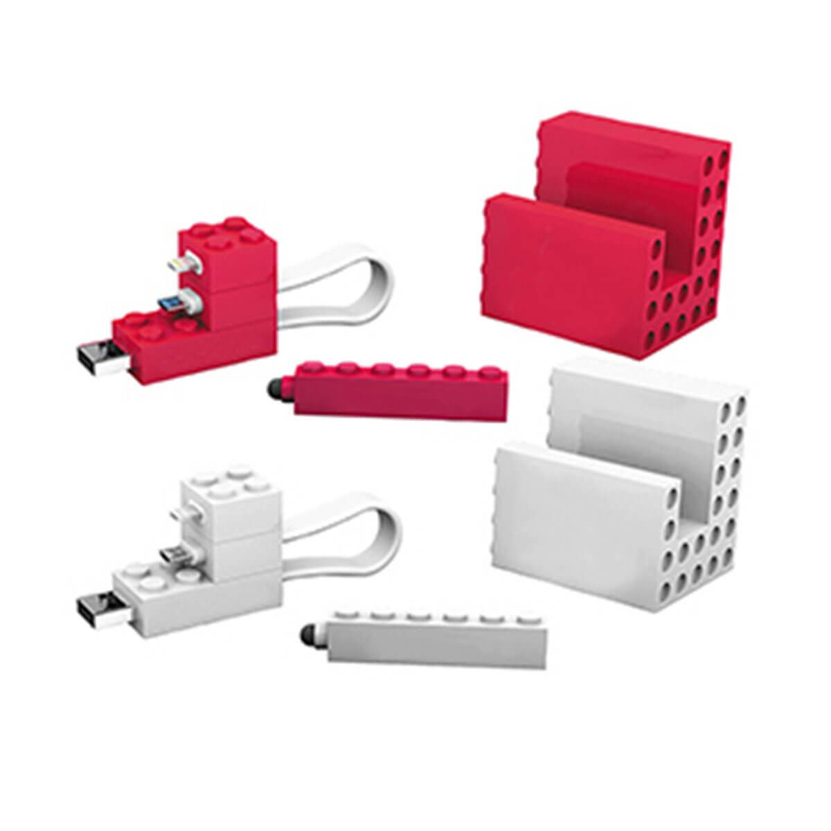 3-in-1 Mobile Set-Red