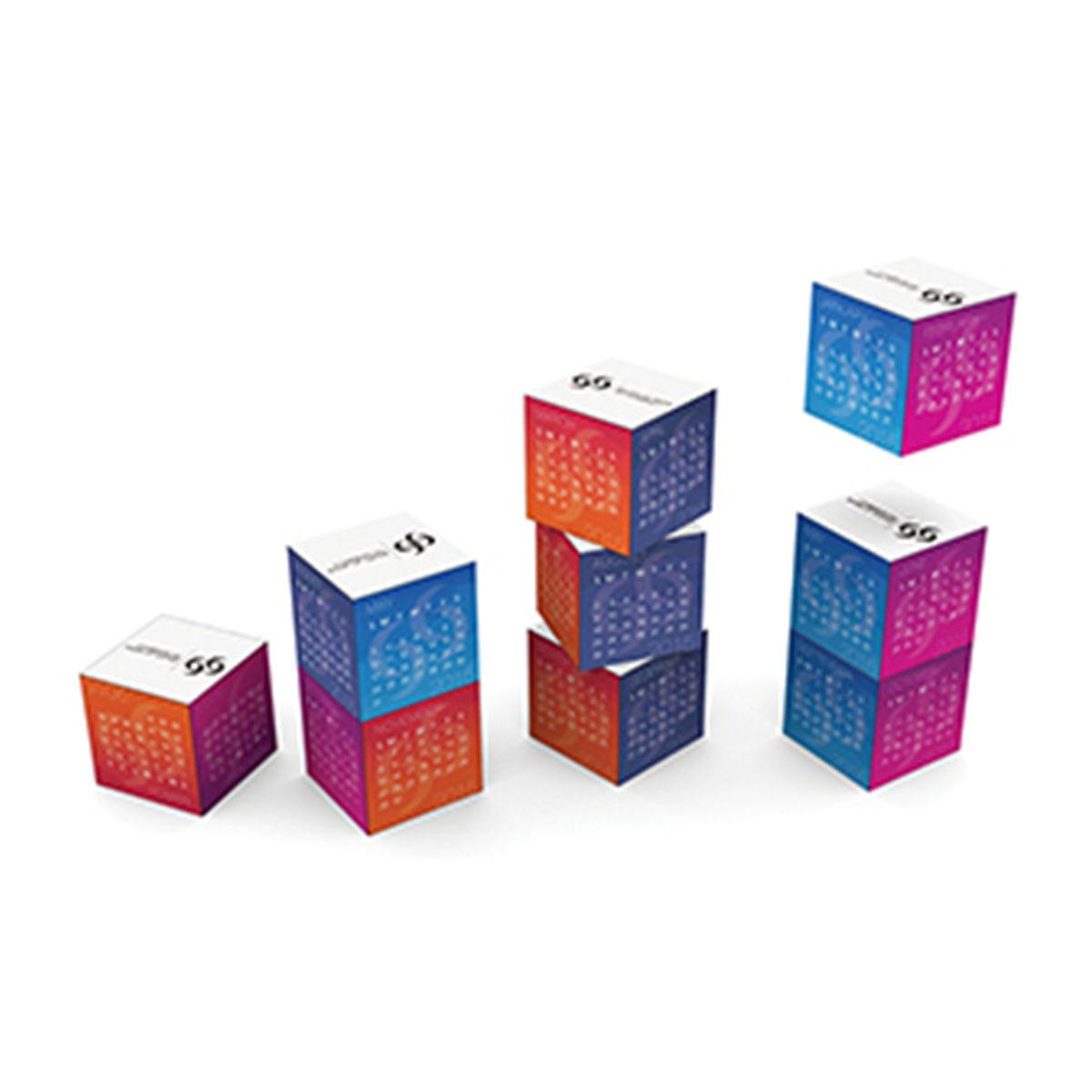 Magnetic 360 Square Calendar-