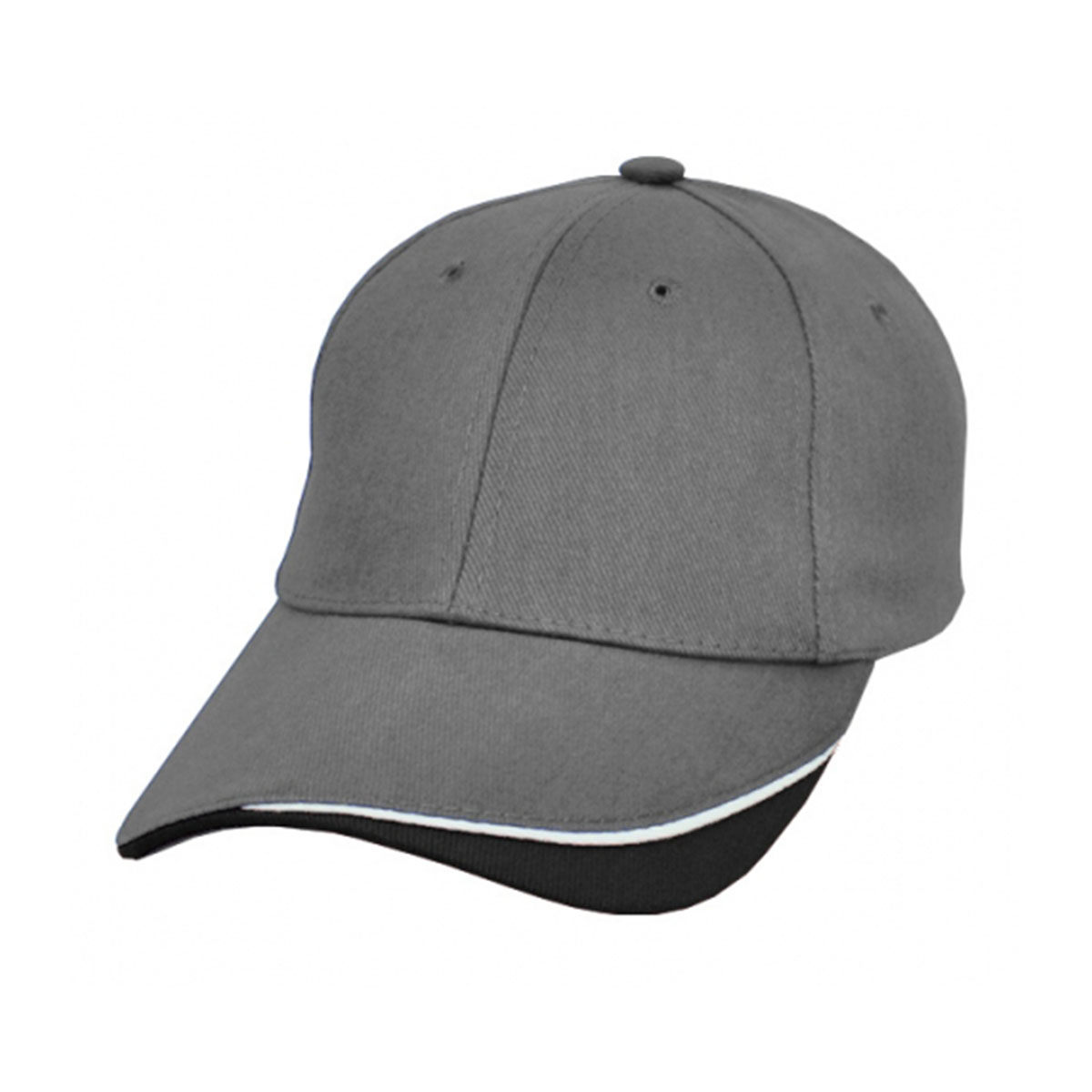 Razor Cap-Deep Grey / White / Black