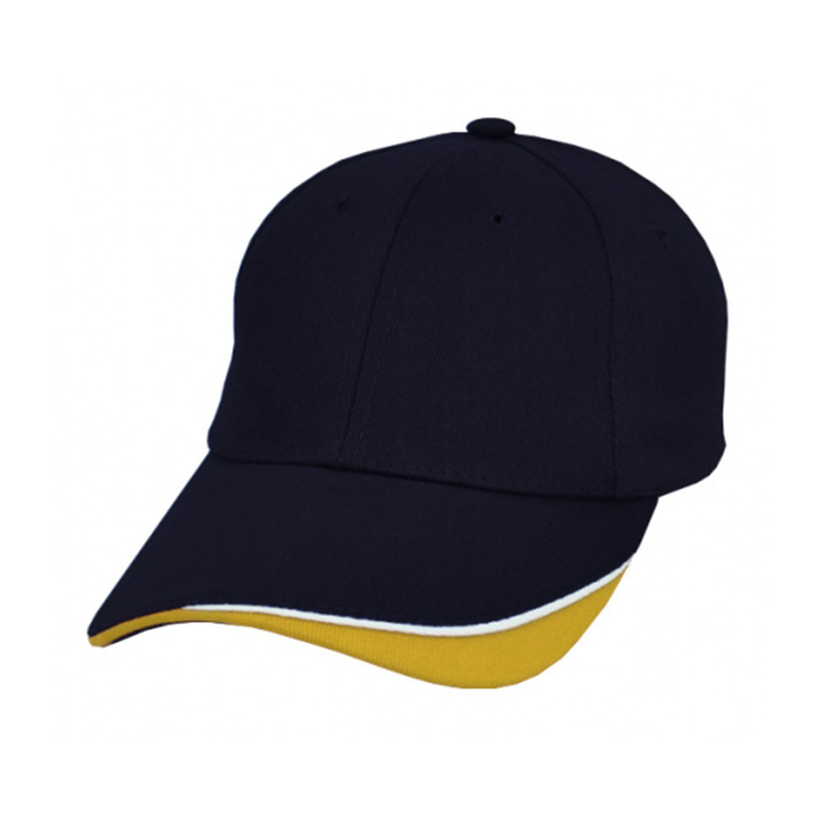 Razor Cap-Navy / White / Gold