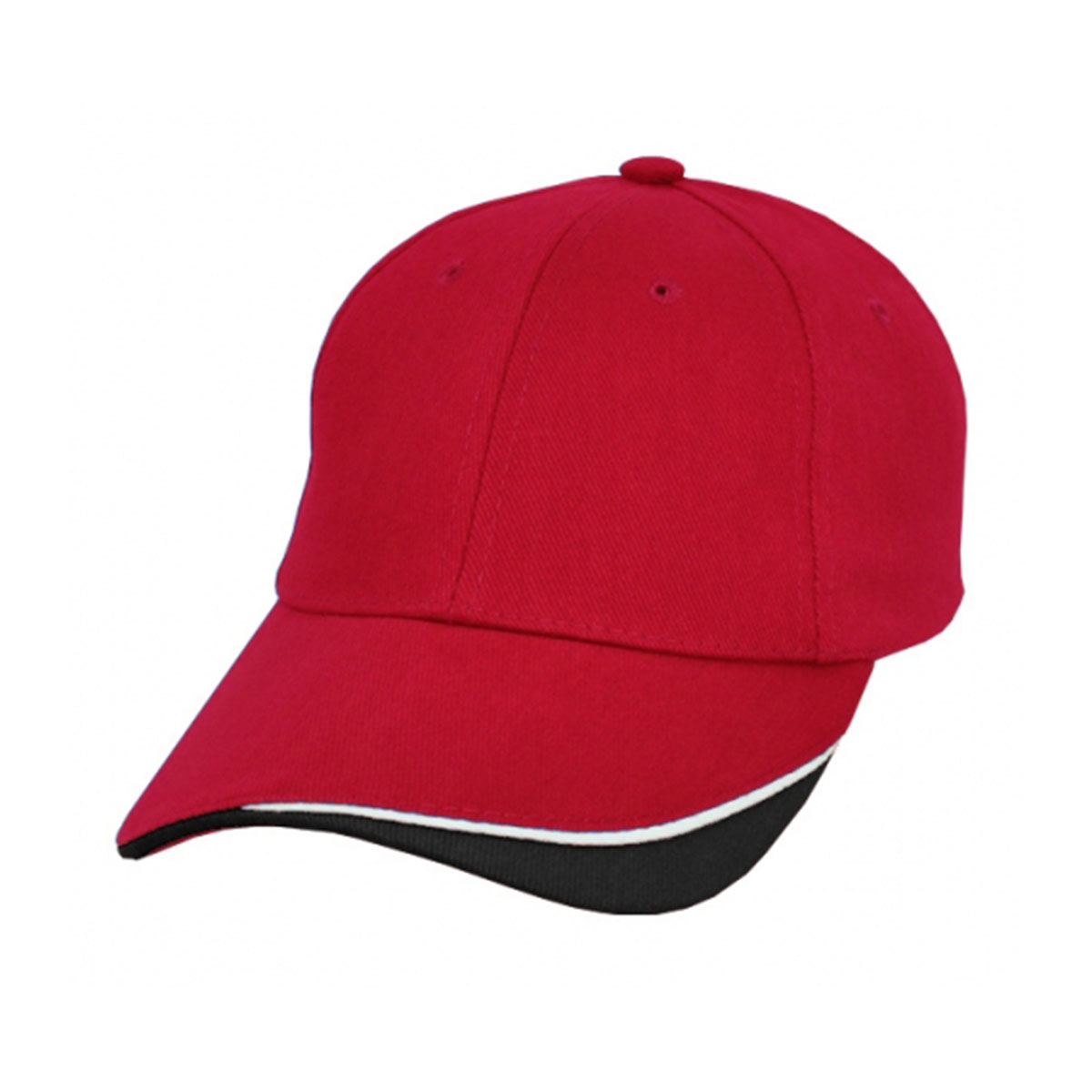 Razor Cap-Red / White / Black