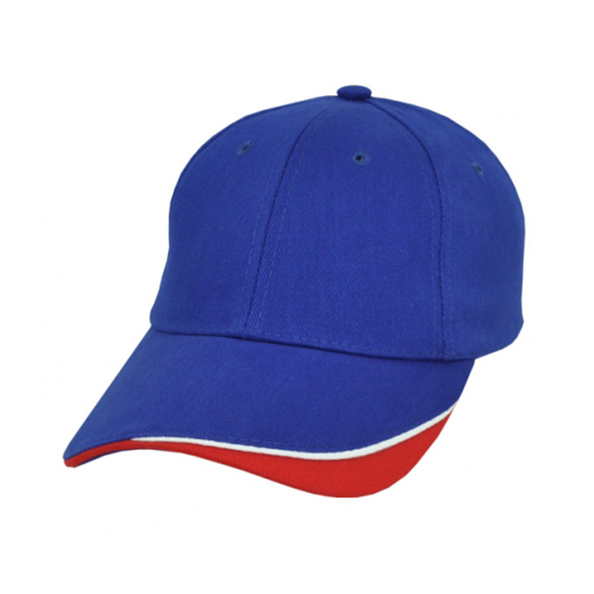 Razor Cap-Royal / White / Red